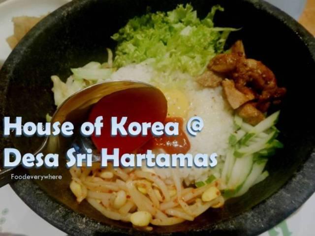 house of korea