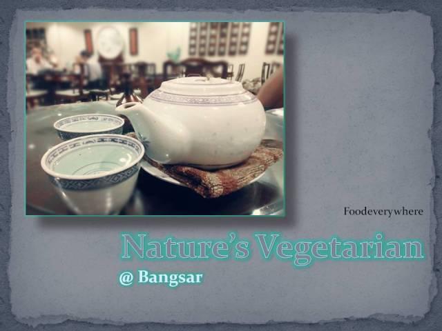 nature vegetarian