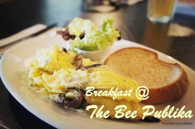 bee publika breakfast