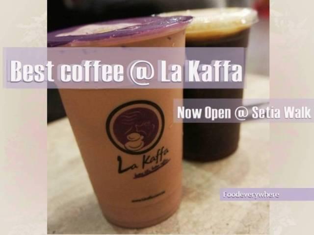 lakaffa grand opening