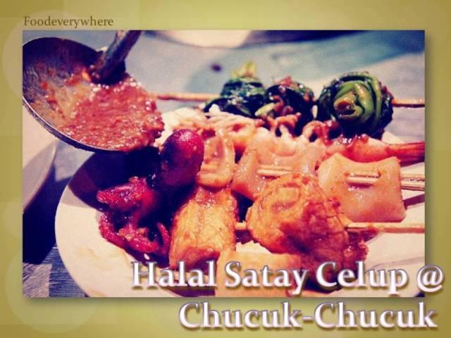 halal satay celup