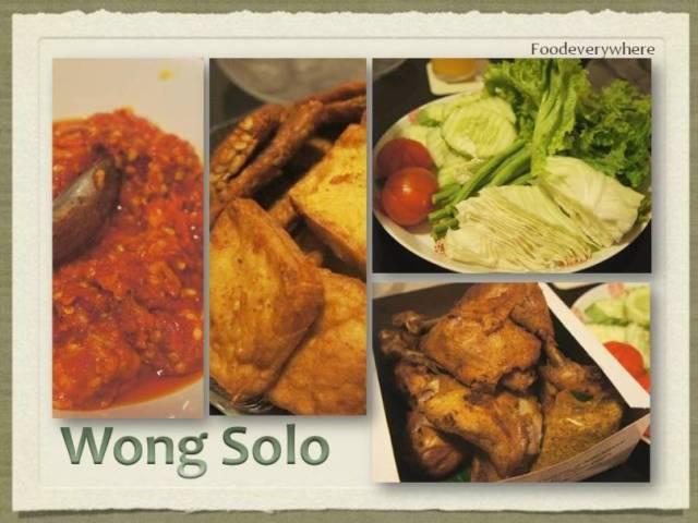 wong solo