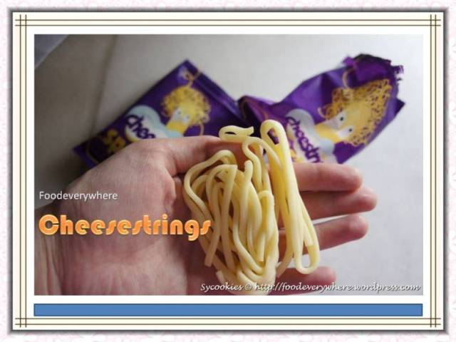cheese string