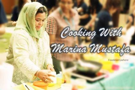 cooking with marina mustafa