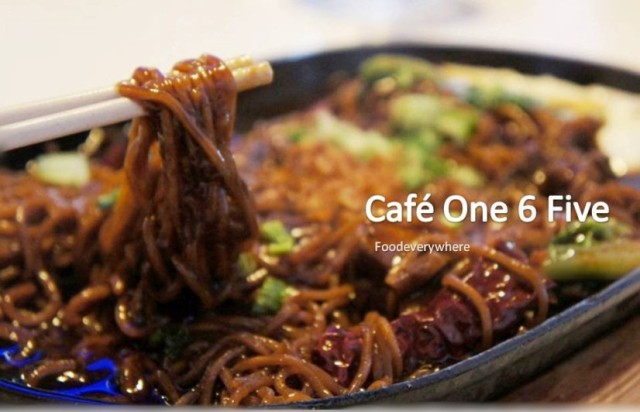 cafe one 6 five