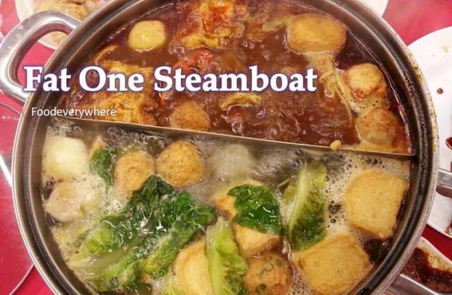 fat one steamboat