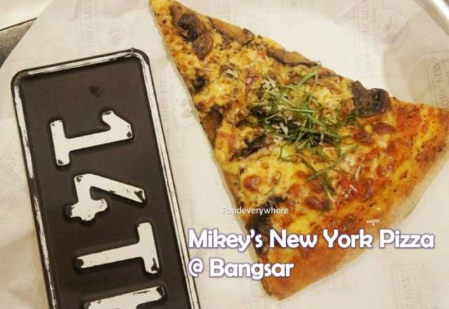 micky's new york pizza