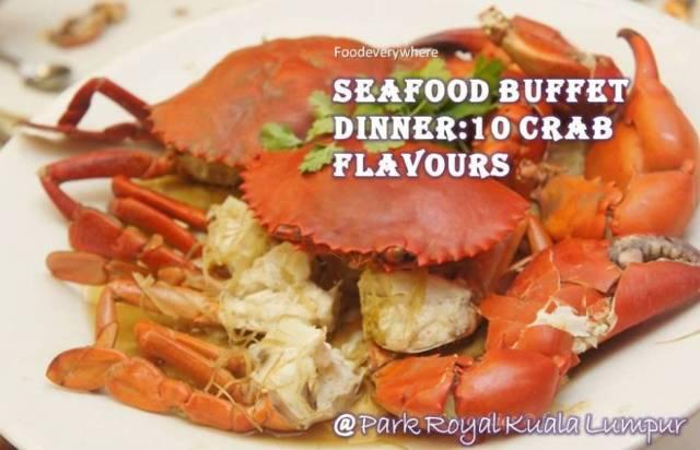 park royal crab