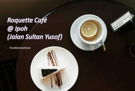 roquette cafe