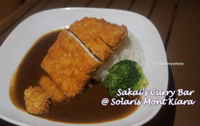 sakai's curry bar