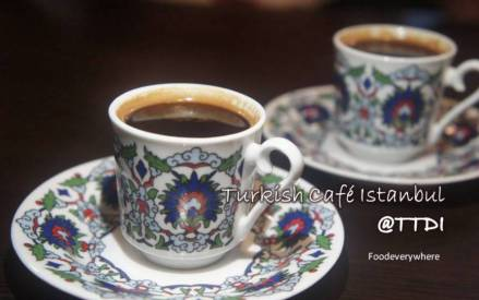 turkish cafe istanbul