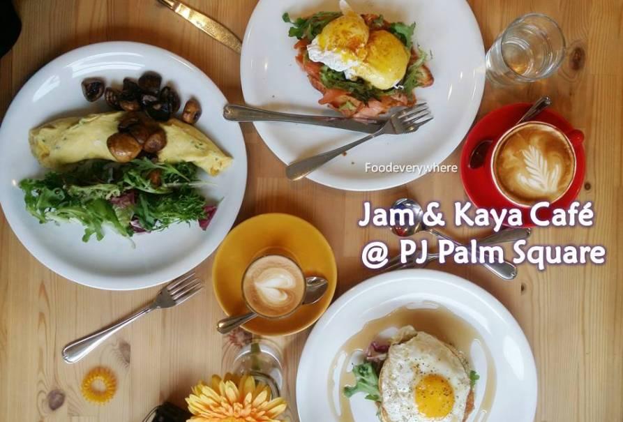 The Jam And Kaya Cafe Pj Palms Sports Center Foodeverywhere
