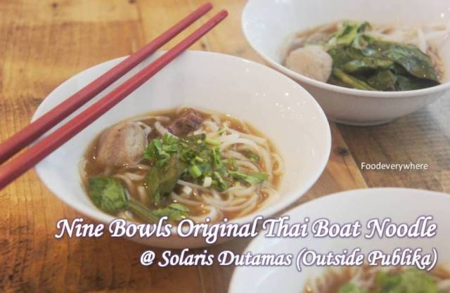 nine bowls