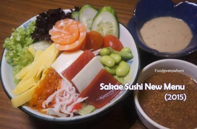 Sakae sushi celebrates 18 awesome years