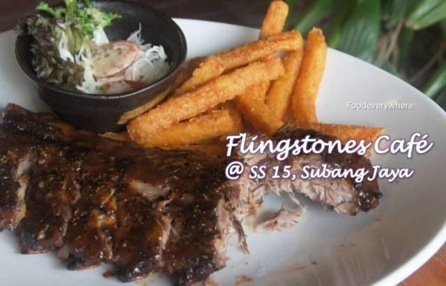 flingstones cafe @ Subang Jaya Ss 15