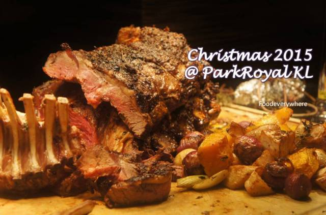 parkroyal christmas 2015