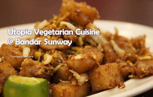 utopia vegetarian cuisine