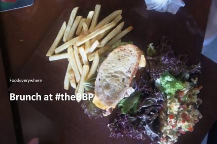 Brunch at #theBBP