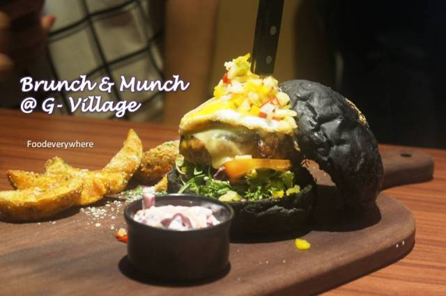 Brunch & Munch G- village